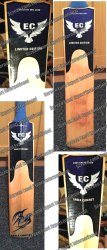 Bat Sticker with 3D Embossing & Matt Finish (Set of 100)