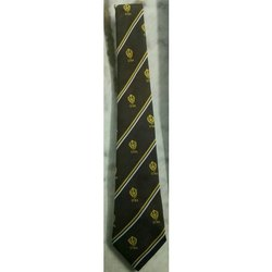 54 Inch Long Jacquard Tie