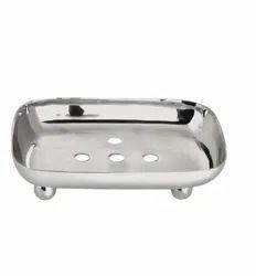 VIKING Stainless Steel Rectangular CP Soap Dish