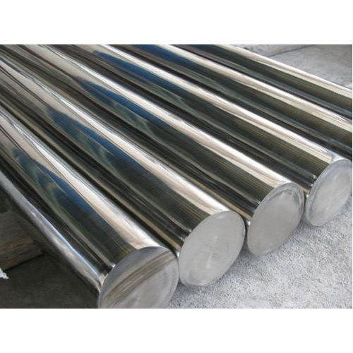 420 Stainless Steel Round Bar, Length: 9 m