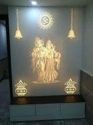 Corian Temple Mandir At Rs 1200 Square Feet Corian