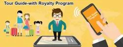 Tour Guide-With Royalty Program Services