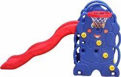 MEBEL Red Elephant Slide, For Pre School