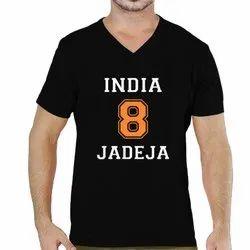 V Neck Printed Cricket Uniform