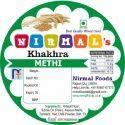 Methi Khakhra