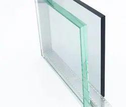 Glazed Toughened Glass