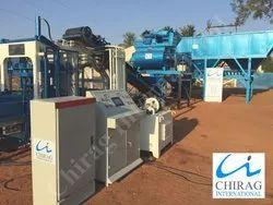 Chirag Ash Bricks Machine