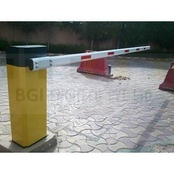 Industrial Boom Barrier Gate
