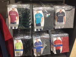 Jockey Mens Round Neck T Shirts