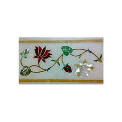 Marble Inlay Border