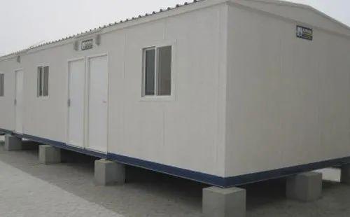 Prefab Toilet Shelter