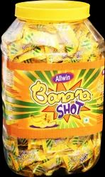 Banana Shot Candies
