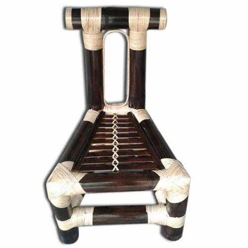 Bamboo Triangle Chair