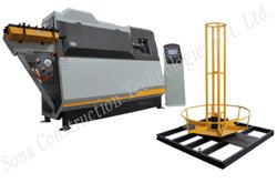 CNC Steel Rebar Stirrup Bending Machine