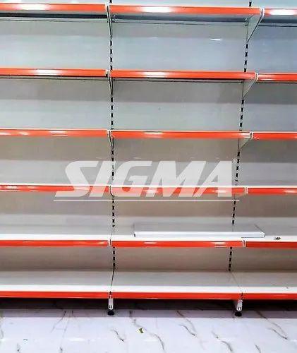 Steel Wall Rack