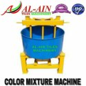 Color Mixing Machine For Top Layer