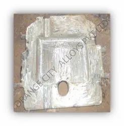 Silver Mould Bases Casting for Machinery Parts, Packaging Type: Wooden Box