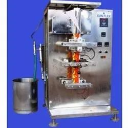 Semi Liquid Pouch Packaging Machines