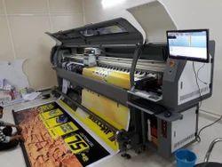 Solvent Printing  (Flex Printing )