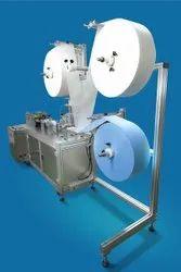 Semi Automatic Surgical Mask Making Machine - Maskjet