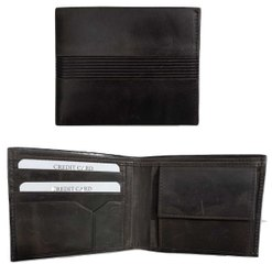 Leather purse for men