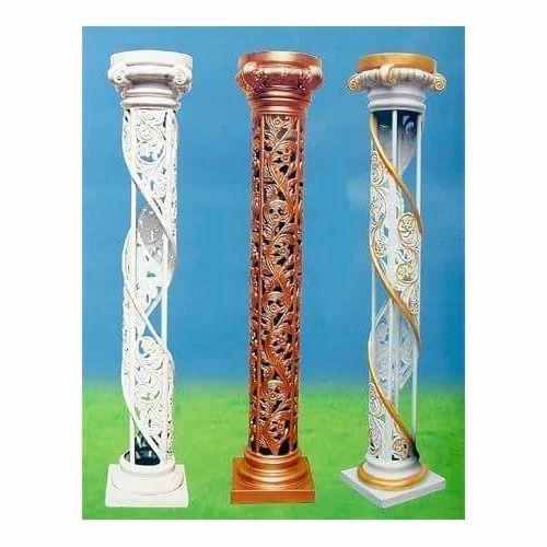 Fiber Wedding Pillar at Rs 3000 /piece | Wedding Pillar | ID ...