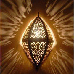 Decorative Metal Wall Light