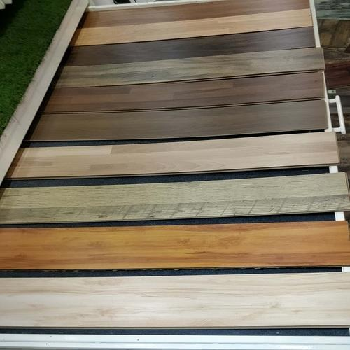 Wooden Laminated Flooring, for Outdoor