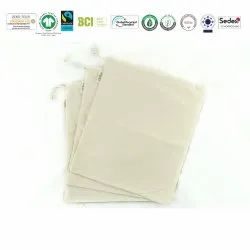 Eco Cotton Muslin Bag Manufacturer