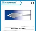 2.2mm Double Bevel Ophthalmic Micro Surgical Blade