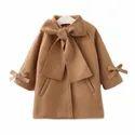 Kids Girls Trench Coat