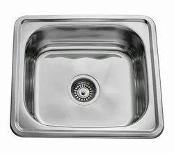 Kitchen Sink  530x380mm 1.0mm