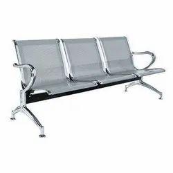 SS Three Seat Bench