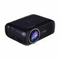 Black Everycom Led Projector Rental Service, Brightness: 0-1000 Lumens, <50 W