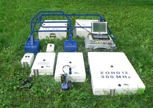 Zond Ground Penetrating Radar Systems, Zond 12e, For