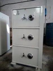 3 Locker Security Safes