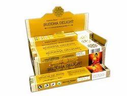 Buddha Delight Premium Hand Rolled Masala Incense Sticks