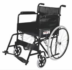 Folding Wheelchair with Spoke Wheel