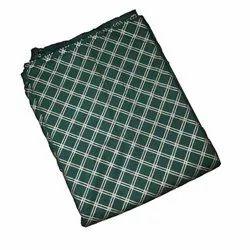 Checks Rayon Check Fabric, GSM: 100-150