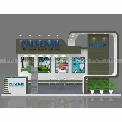 Exhibition Stall Price : Exhibition stall fabricator in kandivali