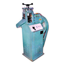 Stainless Steel Single Phase Automatic Strips Flatter Machine, Voltage: 220 Volt