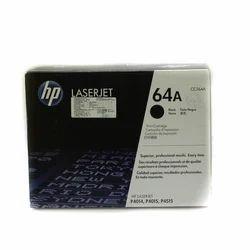 HP Black 64a Laser Jet Print Cartridge C364a