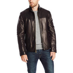 XL Full Sleeve Mens Leather Jackets