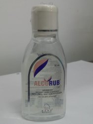 Alcorub Nanz Hand Sanitizer 100ml Pack Of 2 Bottle Price In
