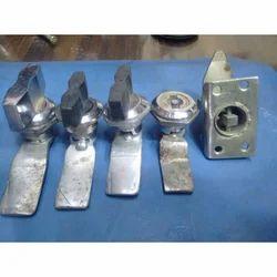 Aluminium Pannel Lock, Chrome