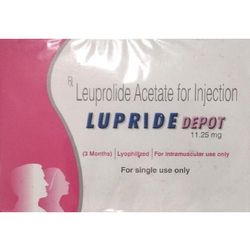 Lupride Leuprolide Acetate Injection