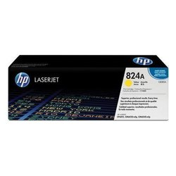 HP CB382A 824A Yellow Toner Cartridge