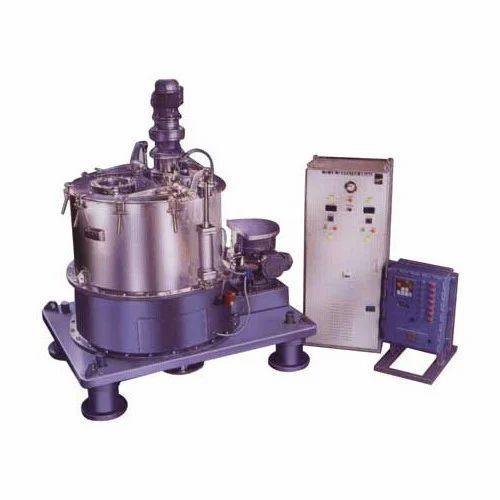 275 Kg Four Point Bottom Discharge Centrifuge Machine