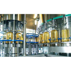Automatic Virgin Coconut Oil Filling Machine