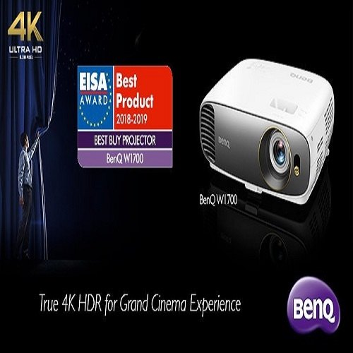 Benq 4k Home Theatre Projector W1700